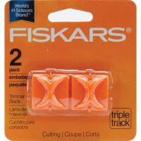 Fiskars Triple Track Replacement Blades 2 Pack Style I