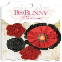Bo Bunny Wildberry Dahlia