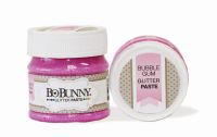 Bo Bunny Bubble Gum Glitter Paste