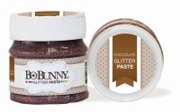Bo Bunny Chocolate Glitter Paste