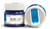 Bo Bunny Blueberry Glitter Paste