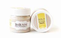 Bo Bunny Gold Glitter Paste
