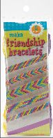 Leisure Arts Make Friendship Bracelets Kit-
