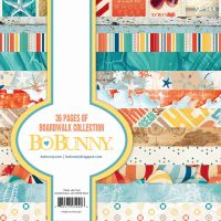 Bo Bunny Boardwalk 6x6 Paper Pad