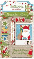 Bo Bunny Dear Santa Layered Chipboard