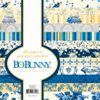 Bo Bunny Genevieve 6x6 Paper Pads