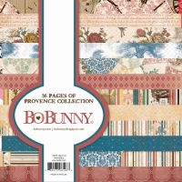 Bo Bunny Provence 6x6 Paper Pads