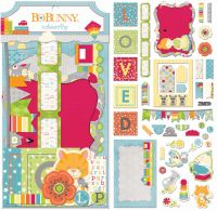 Bo Bunny Toy Box Noteworthy