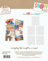Simple Stories Sn@p! - Variety Pack Pocket Pages For 6