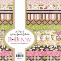 Bo Bunny Sweet Moments 6x6 Page Pads