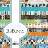Bo Bunny Life In Color 6x6 Page Pads