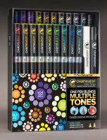 Chameleon 22 Pen Deluxe Set - Color Tone Alcohol Ink Pens