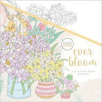 KaiserCraft Kaisercolour Perfect Bound Coloring Book - Ever Bloom