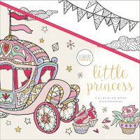 KaiserCraft Kaisercolour Perfect Bound Coloring Book - Little Princess