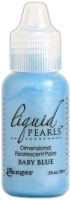 Ranger Liquid Pearls Dimensional Pearlescent Paint .5oz-baby Blue