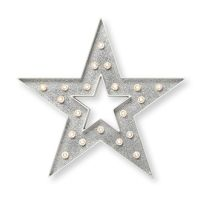 American Crafts Heidi Swapp Marquee Star 14