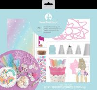 Sweet Tooth Fairy Unicorn Decorating Kit