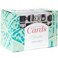 American Crafts Shimelle A2 Cards Boxed Set