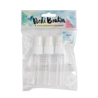 American Crafts Vicki Boutin Mixed Media - Mister Bottles - (3 Piece)