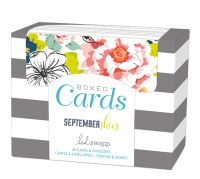 American Crafts Heidi Swapp September Skies A2 Cards Boxed Set