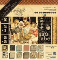 Graphic 45 ABC Primer - Deluxe Collectors Edition