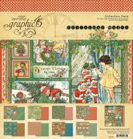 Graphic 45 Christmas Magic 12x12 Collection Pack