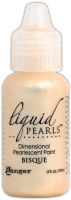 Ranger Liquid Pearls Dimensional Pearlescent Paint .5oz-bisque