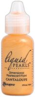 Ranger Liquid Pearls Dimensional Pearlescent Paint .5oz-cantaloupe