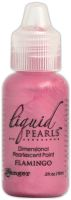 Ranger Liquid Pearls Dimensional Pearlescent Paint .5oz-flamingo