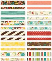Simple Stories We Are… Family Washi Paper Tape