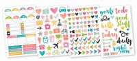 Simple Stories Carpe Diem Icon Stickers