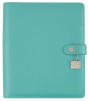 Simple Stories Aqua Carpe Diem A5 Planner