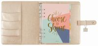 Simple Stories Platinum Posh Carpe Diem A5 Planner Boxed Set