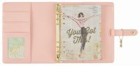 Simple Stories Ballerina Reset Girl Carpe Diem A5 Planner Boxed Set