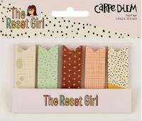 Simple Stories The Reset Girl Page Flags