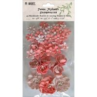 49 and Market Floral Mixology Paper Flowers - Cosmopolitan