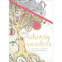 KaiserCraft Kaisercolour Coloring Book - Whimsy Wonders