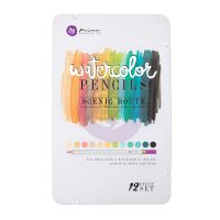 Prima Marketing Watercolor Pencils - Scenic Route