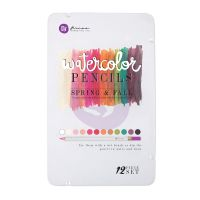 Prima Marketing Watercolor Pencils - Spring & Fall