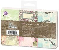 Prima Marketing 4x6 Journaling Pad - Garden Fable