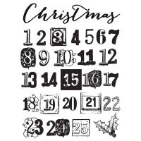 Prima Marketing Clear Stamps 2 - A Victorian Christmas