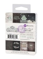Prima Marketing 3x4 Journaling Cards-Salvage District