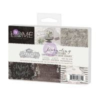 Prima Marketing 4x6 Journaling Cards-Salvage District