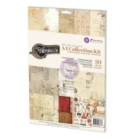 Prima Marketing A4 Collection Kit-Vintage Emporium