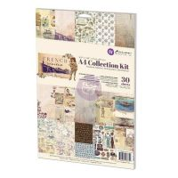 Prima Marketing A4 Collection Kit-French Riviera