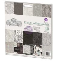 Prima Marketing 12x12 Collection Kit-Salvage District