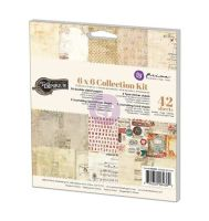 Prima Marketing 6x6 Collection Kit-Vintage Emporium