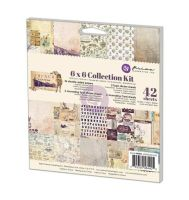 Prima Marketing 6x6 Collection Kit-French Riviera