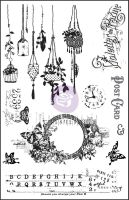 Prima Marketing Rossibelle Clear Stamp 2