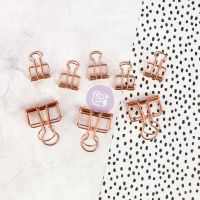 Prima Marketing My Prima Planner Embellishments - Mini Binder Clips